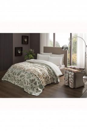 بطانية سرير فردي موردة