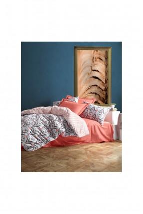 طقم غطاء سرير فردي منقط