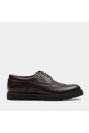 حذاء رجالي جلد بثقوب
