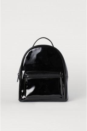 حقيبة ظهر نسائية ذات لمعة
