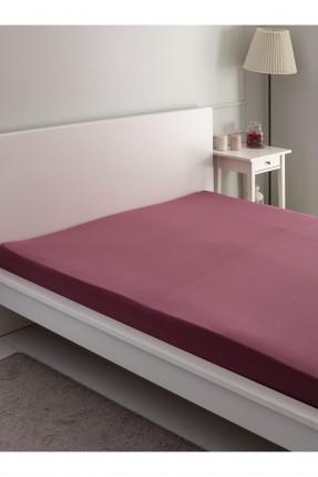 شرشف سرير مزدوج باطراف مطاط