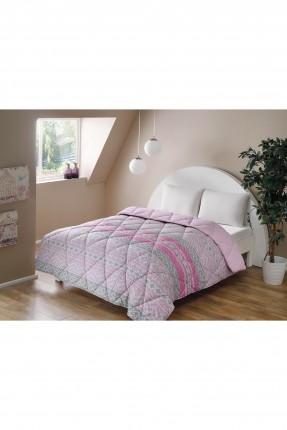 طقم لحاف سرير فردي مخطط