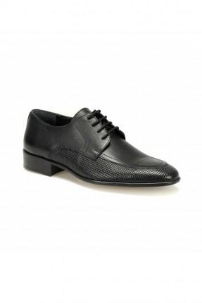 حذاء رجالي كلاسيكي بنقشة