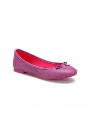 حذاء اطفال بناتي مزين بربطة