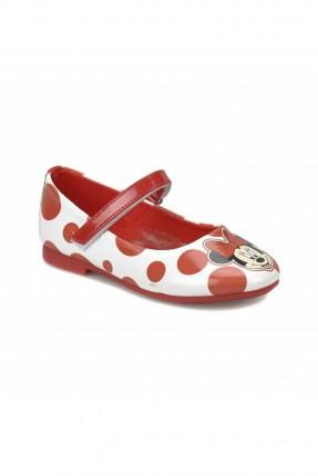 حذاء اطفال بناتي بطبعة ميكي ماوس