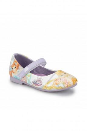 حذاء اطفال بناتي بطبعة باربي