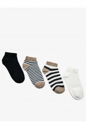 جوارب اطفال ولادي عدد 4