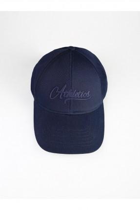 قبعة رجالي بكتابة