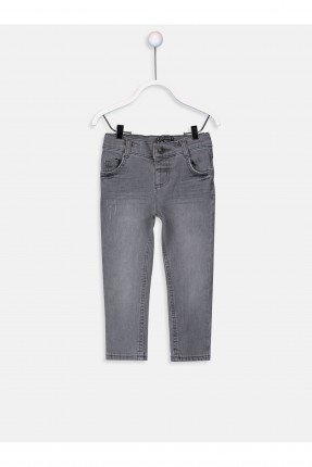 بنطال جينز بيبي ولادي سكيني