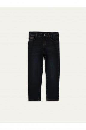 بنطال جينز اطفال ولادي سليم فيت