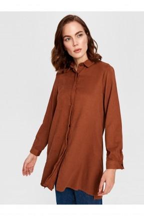 قميص نسائي سبور طويل