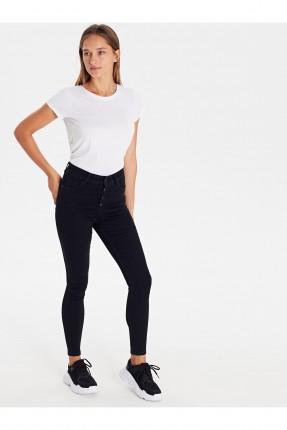 بنطال جينز نسائي بازرار