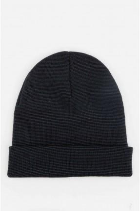 قبعة اطفال ولادية سادة