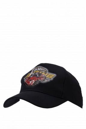 قبعة اطفال ولادية بطبعة سيارة