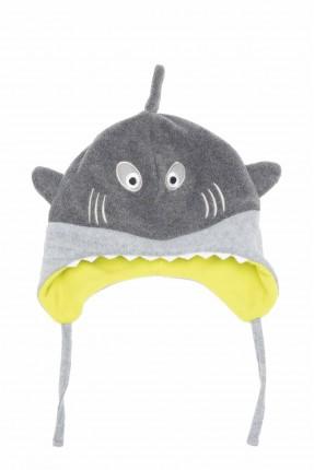 قبعة اطفال ولادية زي سمكة قرش