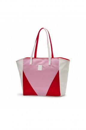 حقيبة يد نسائي ملونة