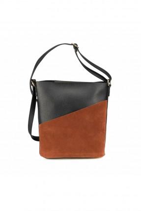 حقيبة يد نسائي لونين