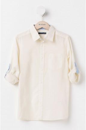 قميص اطفال ولادي سادة