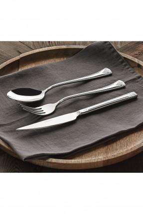 طقم ملعقة - شوكة - سكين /12 شخص - 85 قطعة /