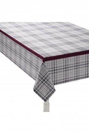 غطاء طاولة كاروهات