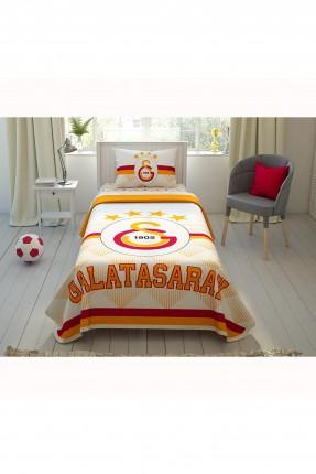 طقم بطانية سرير اطفال مزين بطبعة جالاتاسراي