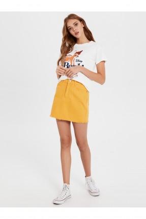 تنورة قصيرة جينز سبور