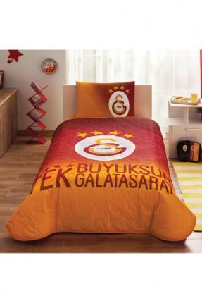 طقم غطاء سرير اطفال ولادي بطبعة جالاتاسراي