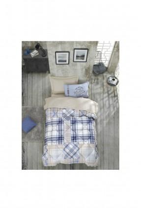 طقم غطاء سرير فردي كاروه
