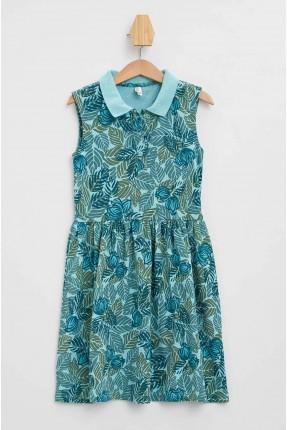 فستان اطفال بناتي حفر