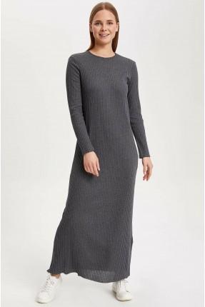 فستان سبور بكم طويل