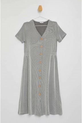 فستان سبور بازرار امامية