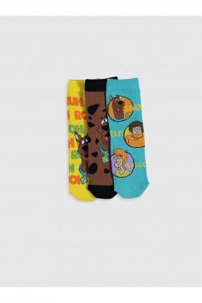 جوارب اطفال ولادي عدد 3