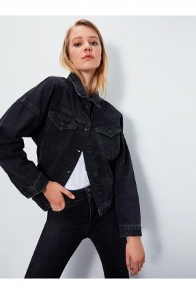 جاكيت سبور نسائي جينز