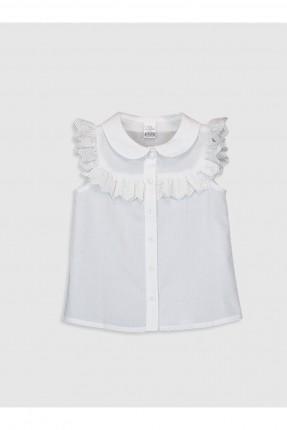 قميص بيبي بناتي بكشكش
