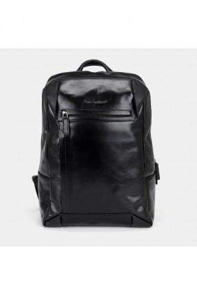 حقيبة ظهر رجالية جلد