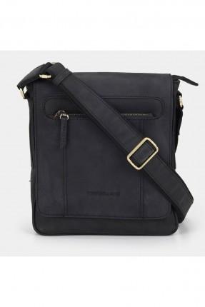حقيبة يد رجالية جلد بجيب