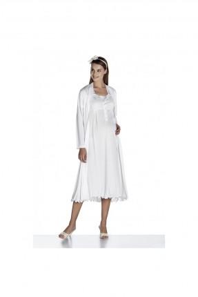 بيجاما فستان للحامل