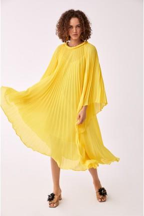 فستان رسمي بموديل كسرات