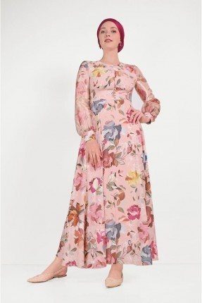 فستان سبور مورد