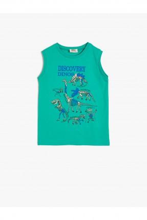 تيشرت اطفال ولادي بطبعة ديناصورات