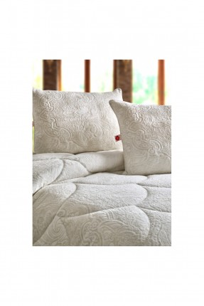 لحاف سرير فردي مزخرف