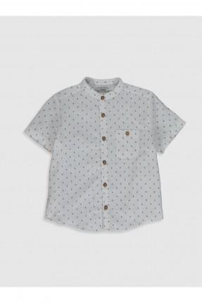 قميص اطفال ولادي منقط