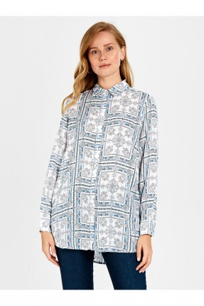 قميص نسائي مزخرف