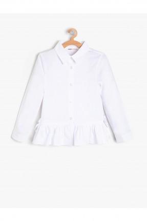 قميص اطفال بناتي بكشكش