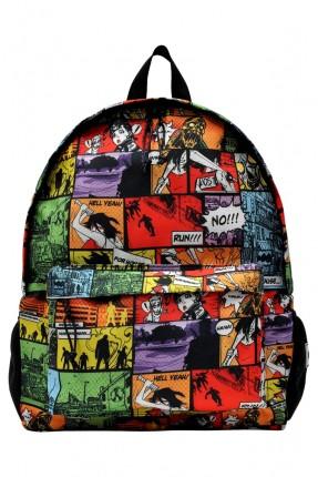 حقيبة ظهر اطفال ولادي بطبعات زومبي