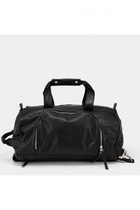 حقيبة ظهر رجالية بجيوب جانبية