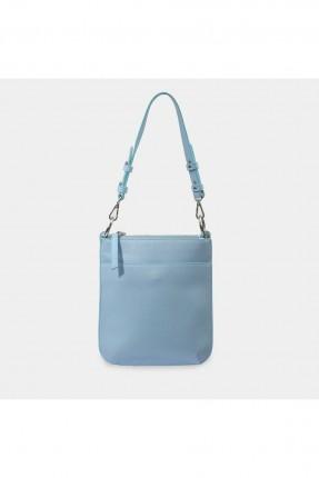 حقيبة يد نسائية بجيب جانبي عريض