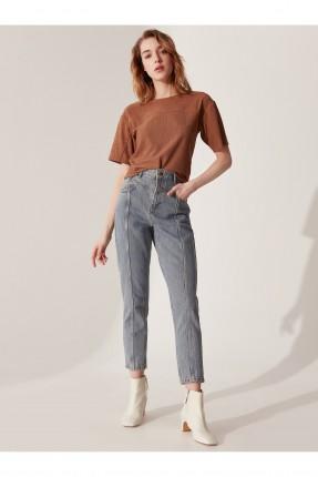 بنطال نسائي جينز موم قصير