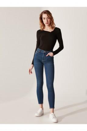 بنطال نسائي جينز قصير