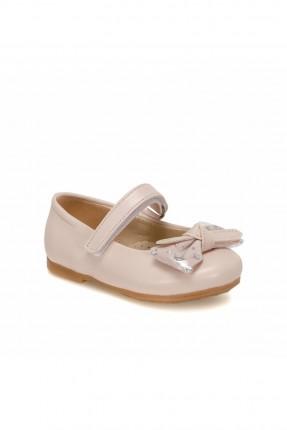 حذاء بيبي بناتي مزين ببيونة